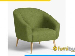 Ghế sofa đơn tròn đẹp FB20060