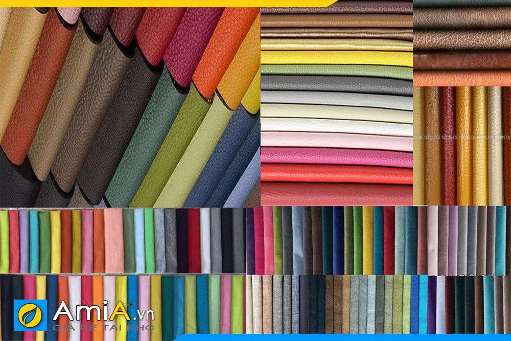 Xưởng đóng sofa theo yêu cầu, cực nhiều màu da, nỉ vải đẹp để quý khách chọn lựa.